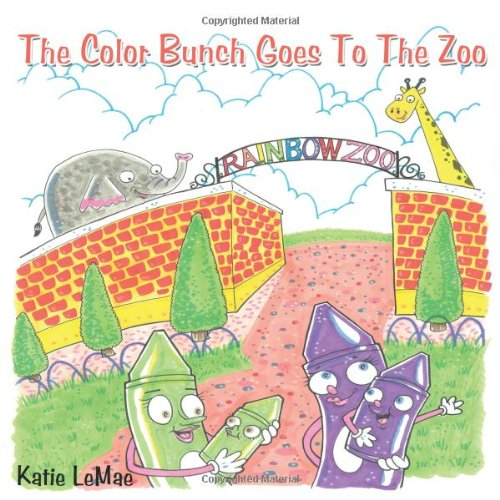 Download The Color Bunch Goes To The Zoo ebook