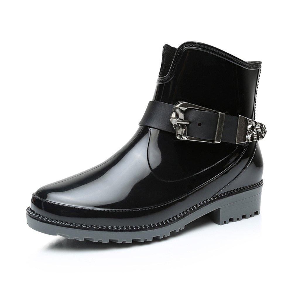 Paragon Donna Stivali da pioggia Stivali di gomma Scarpe da Moda Stivaletti  da equitazione Chelsea boots (EU14 6210a516bc2