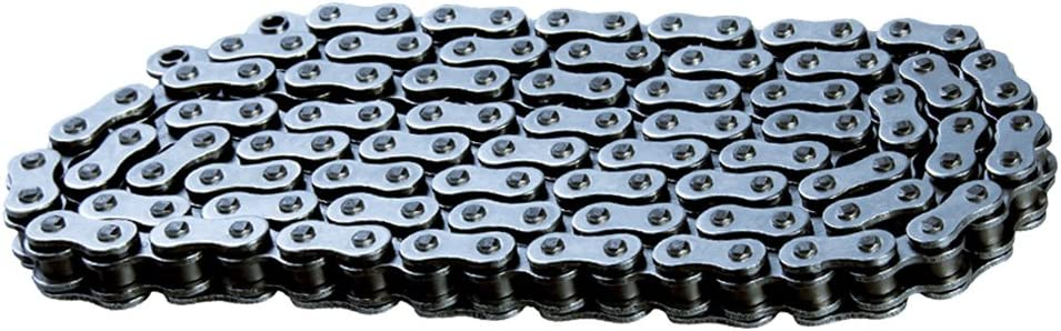 D.I.D 530-130 Steel 130-Link Standard Chain with Connecting Link