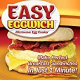 microwave cooker as seen on tv - 1 X Easy Eggwich
