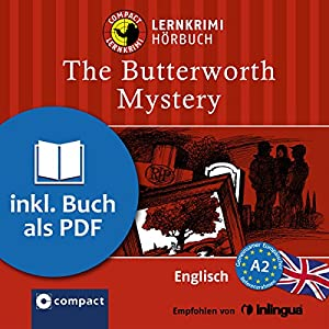 The Butterworth Mystery (Compact Lernkrimi Hörbuch) Hörbuch
