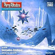 Sextadim-Treibgut (Perry Rhodan 2962) Hörbuch von Kai Hirdt Gesprochen von: Tom Jacobs