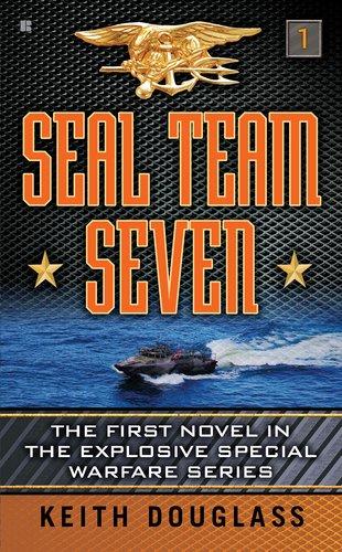 Seal Team Seven 13 Bloodstorm Douglass Keith