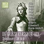 Die große Klassiker-Box | Johann Wolfgang von Goethe,Annette von Droste-Hülshoff,Gottfried Keller