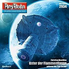 Unter der Flammenflagge (Perry Rhodan 2934) Hörbuch von Christian Montillon Gesprochen von: Tom Jacobs