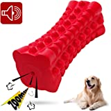 VANFINE Dog Squeaky Toys Almost Indestructible Tough Durable Dog Toys Dog chew Toys for Large Dogs Aggressive chewers Stick T