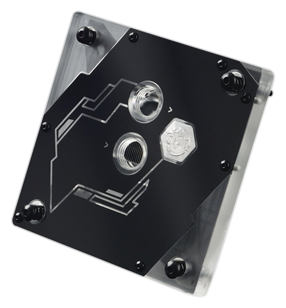 Bitspower VG-N980 Ti Acrylic Material (RGB LED Version)