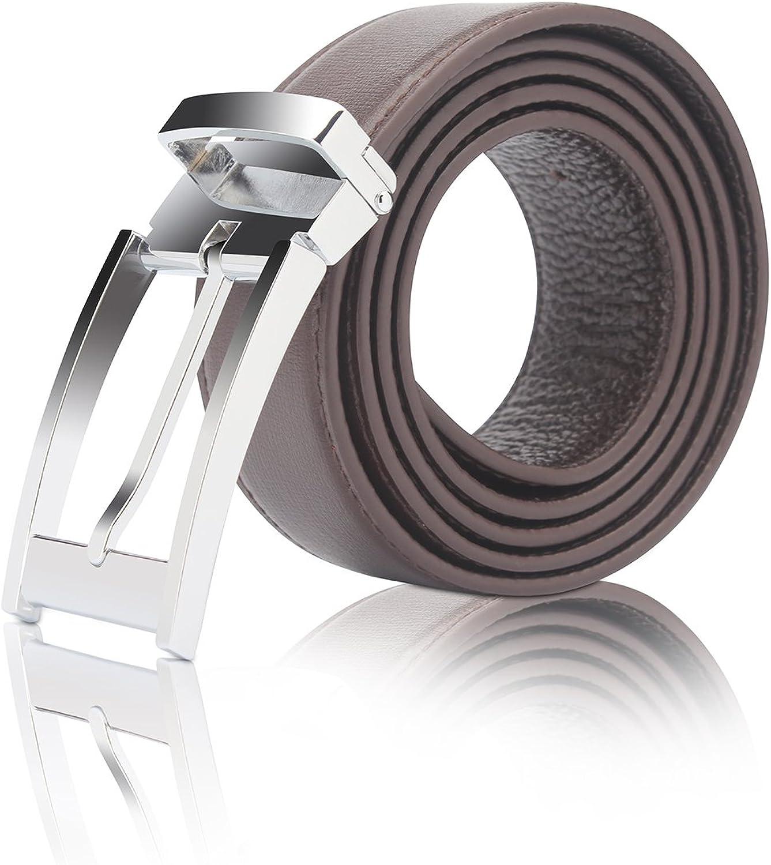 Demon&Hunter PBL Series Men's Luxury Prong Buckle Belt P11600 No.I