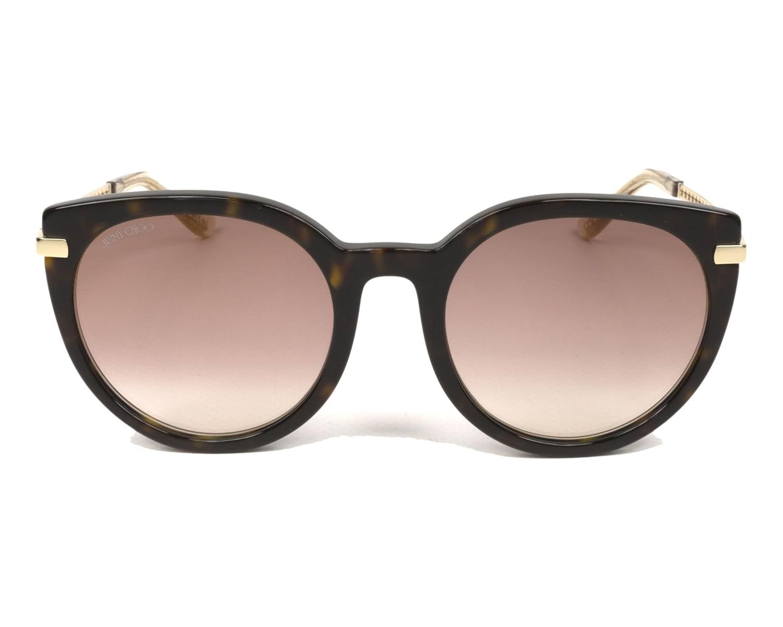 Amazon.com: Jimmy Choo anteojos de sol (dena-f-s 086/JL ...