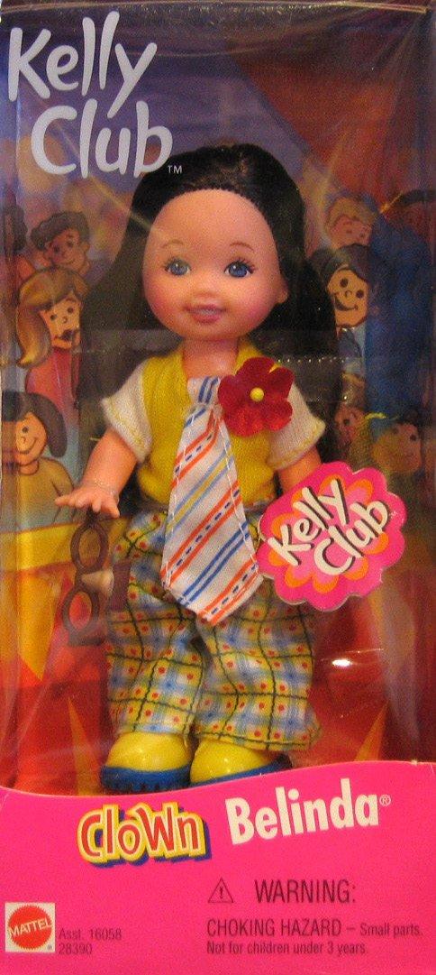 Barbie CLOWN BELINDA Doll - Kelly Club (2000) B000SY1O0I Ankleide- & Modepuppen Wunderbar  | Elegant und feierlich