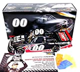 AUTOGRAPHED 2015 Kasey Kahne #00 Haas Automation Racing CHARLOTTE WIN (Raced Version with Confetti) Camping World Truck Series Signed Lionel 1/24 NASCAR Diecast Car with COA (#144 of only 709 produced!)
