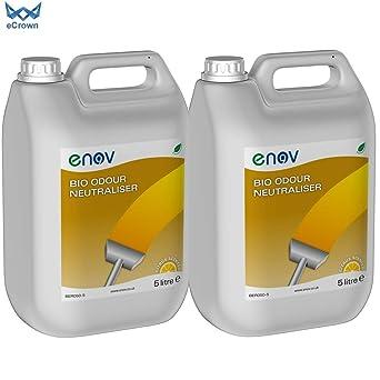 EnovC050 Bio Odour - Neutralizador natural de enzimas (5 L ...