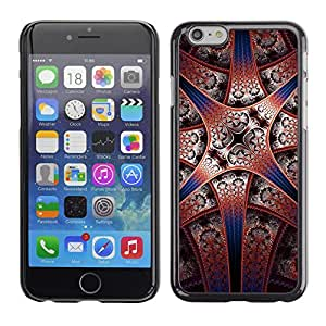 Planetar® ( The Concoction Of Spiral Webs ) Apple (5.5 inches!!!) iPhone 6+ Plus / 6S+ Plus Fundas Cover Cubre Hard Case Cover