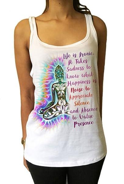Irony Jersey Irún, Vida Llena de Lema de Buda de La Ironía ...