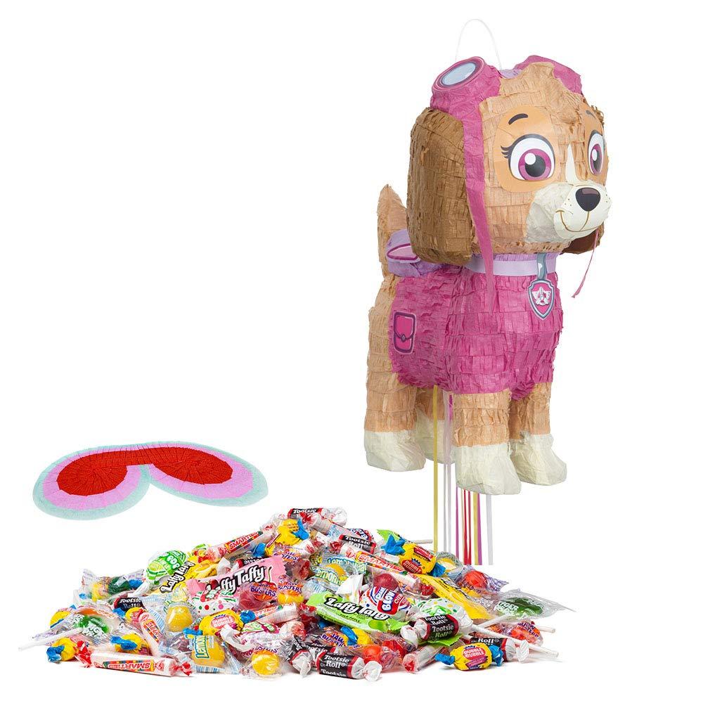 Costume SuperCenter Paw Patrol Pink Skye Pull String Pinata Kit