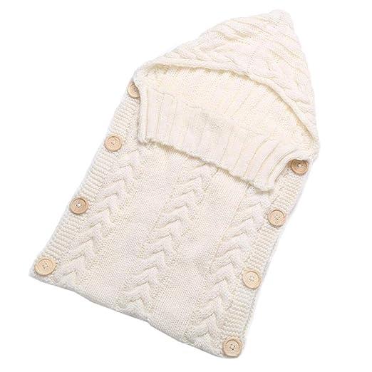Lili Recién Nacido Manta para bebés Saco de Dormir para ...
