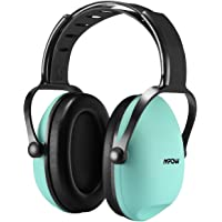 Mpow [Upgraded] Kids Ear Protection Safety Noise Reduction Ear Muffs, NRR 22dB Adjustable & Soft Shooting Ear Protection for Shooting Range Hunting, Ear Defenders for Toddlers, Youths and Children