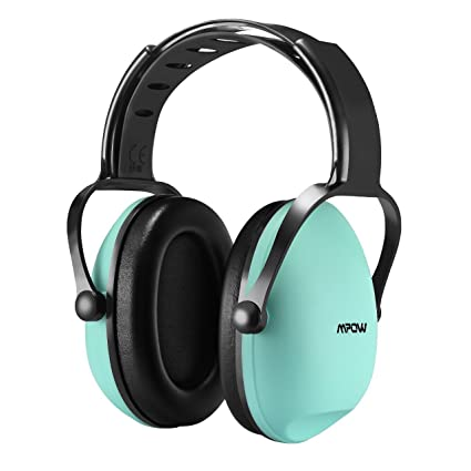 912f29ff925 Mpow [Upgraded] Toddler Ear Protection Noise Cancelling Headphones For Kids,  NRR 22Db Adjustable