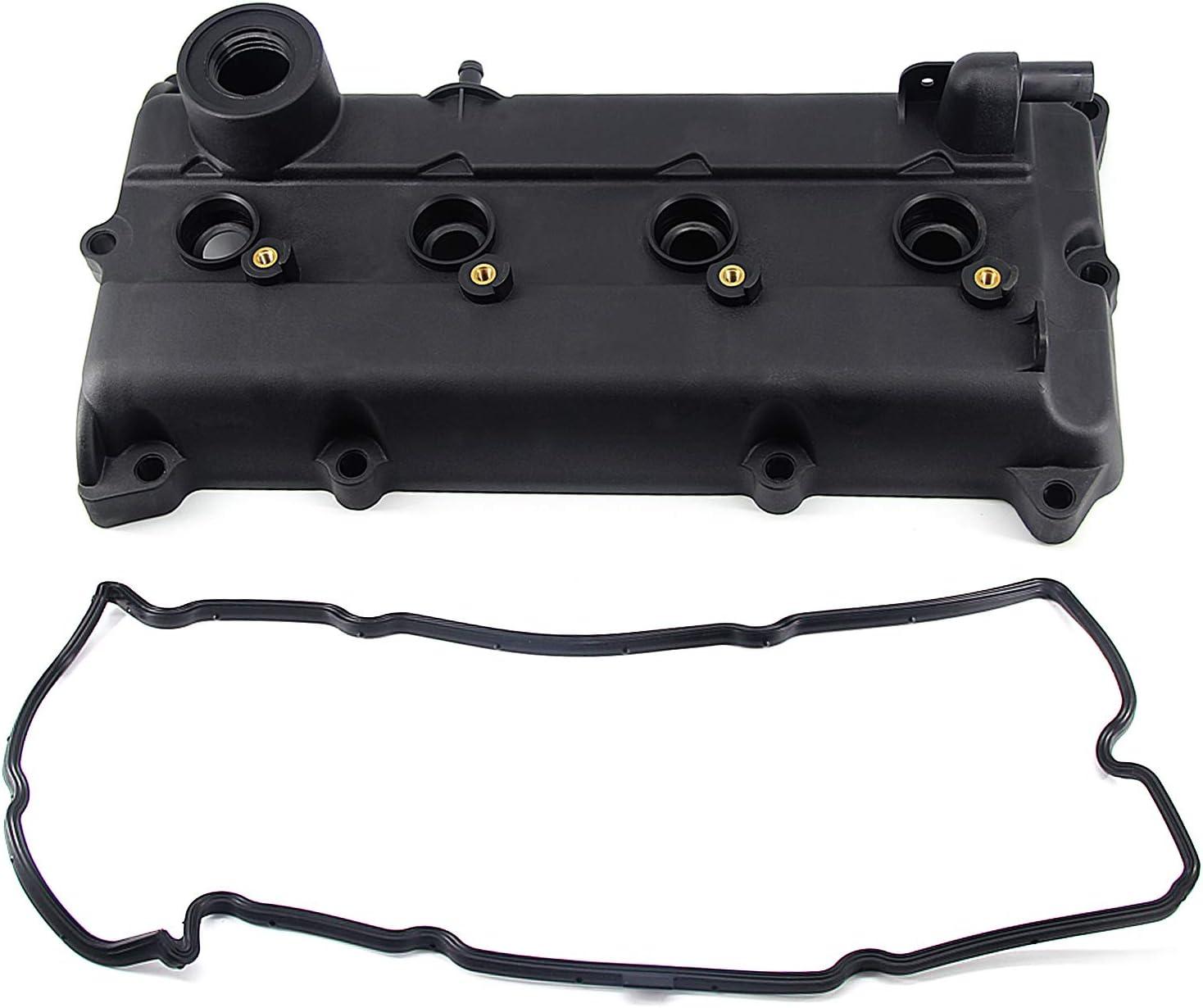 Engine Valve Cover Compatible with 2002-2006 Nissan Altima L4 152 2.5L 2002-2006 Nissan Sentra L4 2.5L 13264-3Z001 264-982