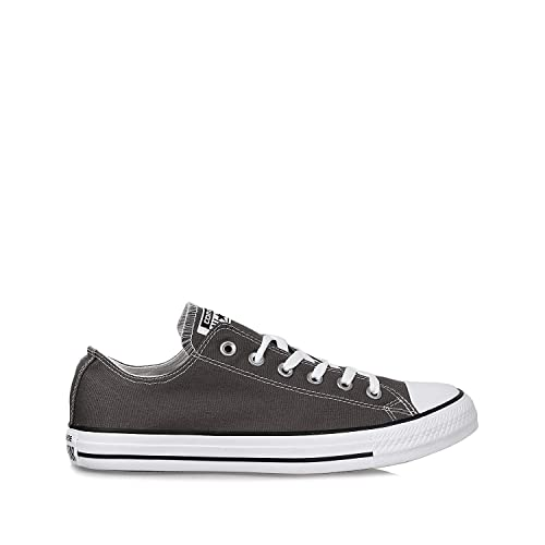 becfcea03dc563 Converse Chuck Taylor Seasonal OX Unisex Shoes Charcoal 1j794 (4 D(M) US
