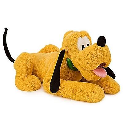 Disney Pluto Plush -- 17\'\' L: Toys & Games [5Bkhe2003052]