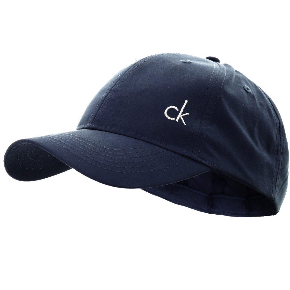 Calvin Klein HAT メンズ US サイズ: One Size カラー: ブルー B0134MD32W