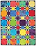 quilting pre cut kits - Connecting Threads Batik Quilting Kits (Smart Surprise)