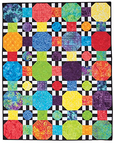 Connecting Threads Batik Quilting Kits (Smart Surprise) - Hand Dyed Batik Quilt Backing