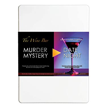 Murder Mystery Date Night The Wine Bar 2 Player