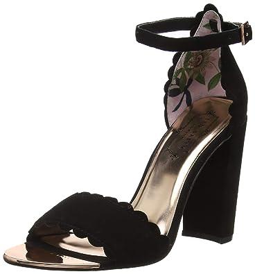 7555e012eaab4 Ted Baker London Women's Raidha Open Toe Sandals
