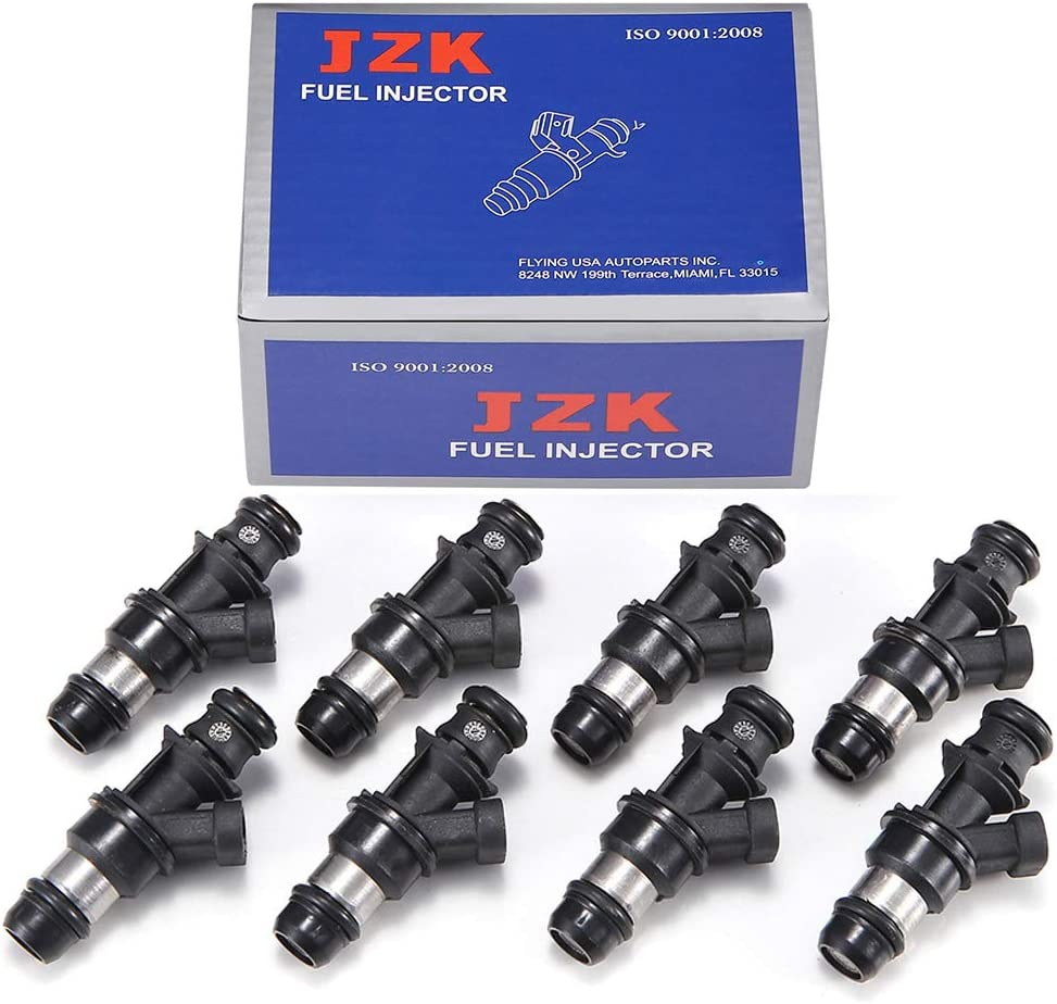Fuel Injector 17113698//17114502 2 Hole for GMC Cadillac/&Chevrolet V8 4.8//5.3L