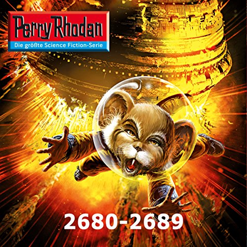 Perry Rhodan, Sammelband 29: Perry Rhodan 2680-2689 (Marc Jacobs Herren)