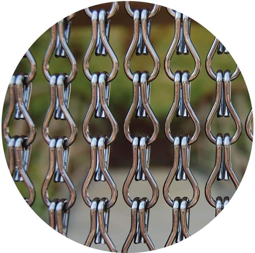 La Tenda Rideau De Porte En Aluminium Alusax 90x210 Cm Cuisine Maison Stores A Bandes Verticales