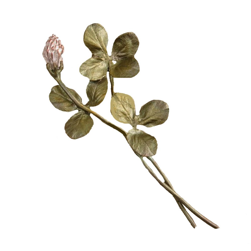 ''Clover'' Pin/brooch By Michael Michaud for Silver Seasons…