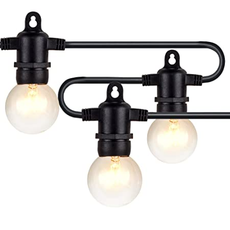 New version joyin 29 ft heavy duty outdoor string lights set with new version joyin 29 ft heavy duty outdoor string lights set with hanging loops workwithnaturefo