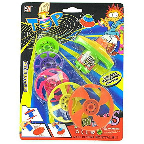 Super Top Spinner - Case of 96 by bulk buys