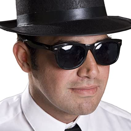 7de01aad57 Image Unavailable. Image not available for. Color  Century Novelty Blues  Brothers Sunglasses