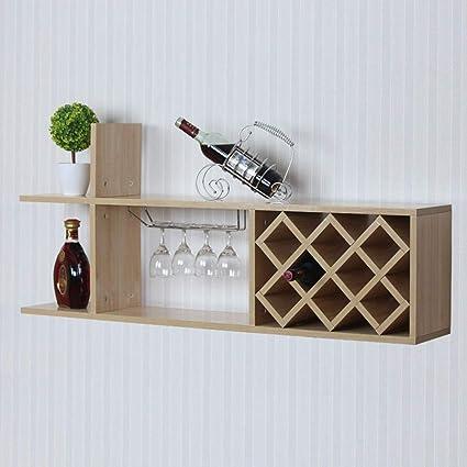 Estante de Vino de Ktv GXB Hogar Hotel sostenedor de Taza del Vino sostenedor de Taza Bar decoración Accesorios para el hogar,2