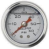 Auto Meter 2179 Autogage Fuel Pressure Gauge