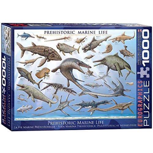 EuroGraphics Prehistoric Marine Life Puzzle (1000-Piece)