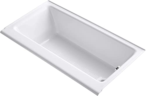 KOHLER K-878-S-0 Highbridge Cast Iron Bath