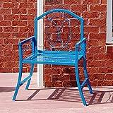 Cheap GCD-Austram Patio Arm Chair, 30-Inch, Royal Blue