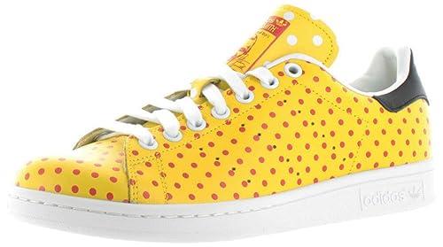 Adidas Stan Smith Pw Piccolo Pois (pharell) - giallo / rosso-bianco,