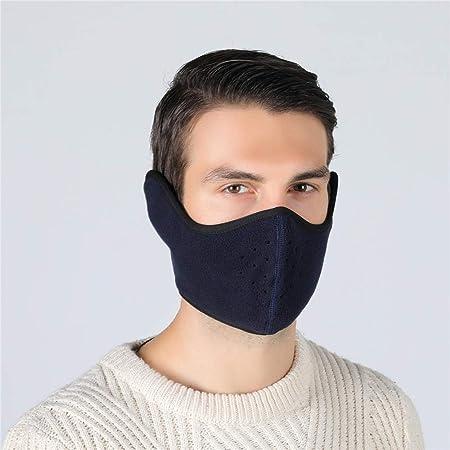 Paul Nal Invierno Motocicleta Máscara Protector Facial Cuello Calentador Calentador Facial Ciclismo Moto Diadema-Rdmz06Q: Amazon.es: Hogar