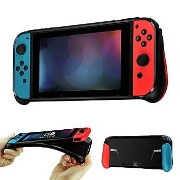 Nintendo Switch Carcasa de silicona para tarjetas tienen ...