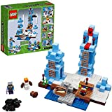 LEGO Minecraft 21131 -Le Punte di Ghiaccio