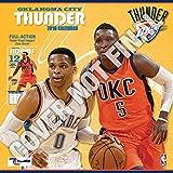 Oklahoma City Thunder 2019 12x12 Team Wall Calendar