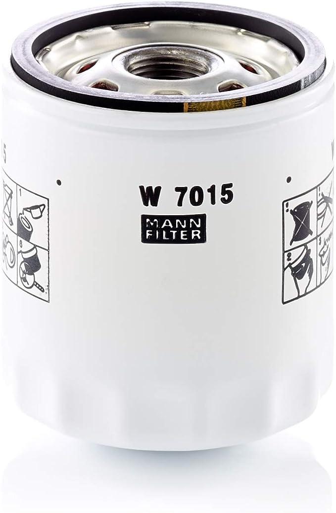 Original Mann Filter Ölfilter W 7015 Für Pkw Auto