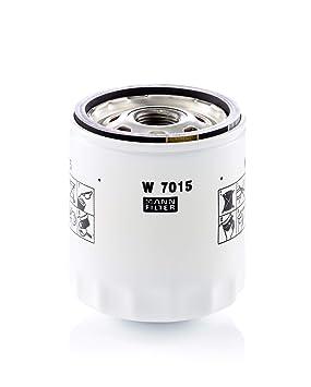 Mann Filter W7015 Filtro de Aceite
