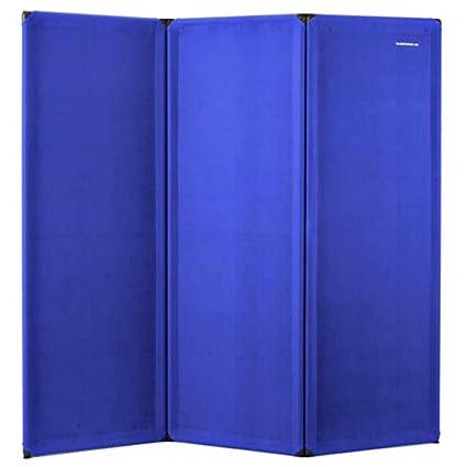 Amazoncom Versare FP6 Three Panel Room Divider 6W x 6H ft Tan